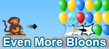 More Bloons Games